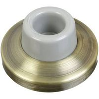 STOP DOOR ANT BRASS