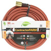HOSE FARM CONTRACTOR 5/8X50FT