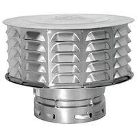 LOCKING CAP VENT GAS 8IN