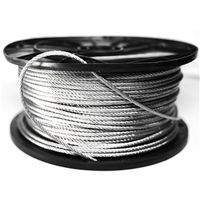 CABLE GALV 7X7 1/8X500FT