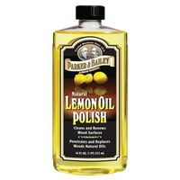 POLISH OIL LEMON BTL 16OZ