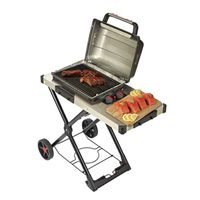 GRILL ALL TERRAIN 2 BURNER BLK