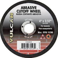 WHEEL CUTOFF ABRSV 4X3/32IN
