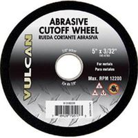 WHEEL CUTOFF ABRASIVE 5X3/32IN