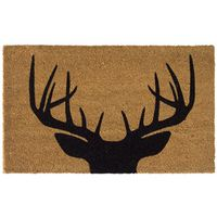 MAT PVC DEER 18X30IN