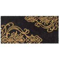 MAT DAMASK 20X42IN