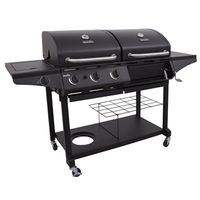 GRILL GAS/CHARCOAL COMBO