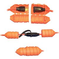 CORD LOCK WATER-TIGHT ORANGE