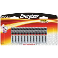 BATTERIES 3AAA 24PACK