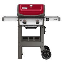 GRILL LIQUID PROPANE RED E-210