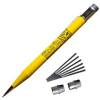 PENCIL MECHANICAL YELLOW