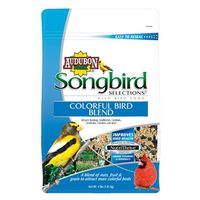 FOOD BIRD COLORFUL 6CT 4LB