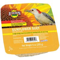 FOOD BIRD SUET SUNFLWR 9OZ