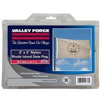 FLAG RHODE ISLAND ST NYL 3X5FT