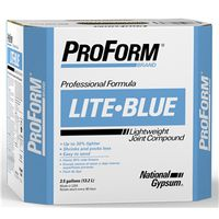 National Gypsum JT0082 Proform - Lite-Blue Joint Compound