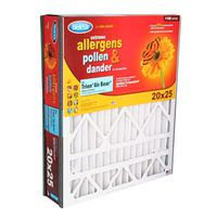 Bestair AB2025 Replacement Pleated Air Filter