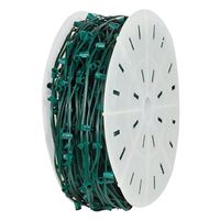 WIRE SPOOL C7 GREEN 1000FT