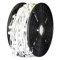 WIRE SPOOL C9 WHITE 1000FT