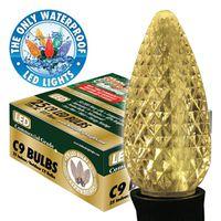 BULB SMD C9 LED WM WH BX25