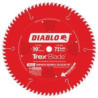 Diablo Trex D1072CD Circular Saw Blade
