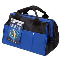 TOOL BAG JR CTRCTR 21PKT 12IN