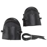 KNEE PAD HEAVY DUTY ADJ STRAPS