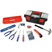 TOOL SET 23PC WITH TOOL BOX