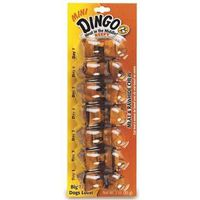 DINGO TREAT MINI BEEF BONE 7PK