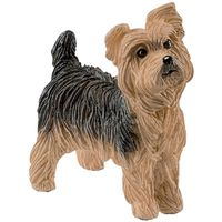 FIGURINE YORKSHIRE TERRIER