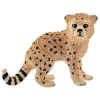 FIGURINE CHEETAH CUB