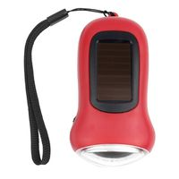 KYCHN FLASHLGT CRANK SOLAR LED