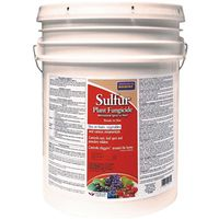 DUST SULFUR BUCKET 25LB