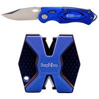 SHARPENER&SPORT KNF 2-STP BLUE