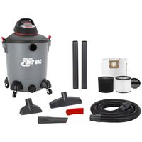PUMP VAC 14 GALLON