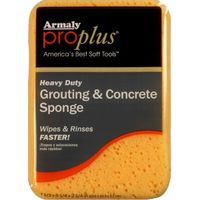 SPONGE GROUT/CNCRT 5.25X7.5IN