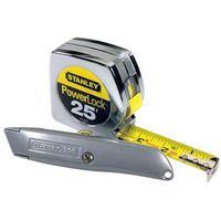 TAPE MEASURE/UTILITY KNIFE SET