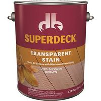 Superdeck DB0019124-16 Transparent Wood Stain