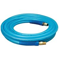 HOSE AIR POLY BLUE 1/4INX25FT