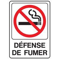 SIGN SMOKING DFNS/NO SMKG