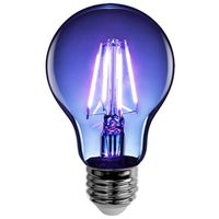 BULB LED A19 E26 4.5W CLR BLUE