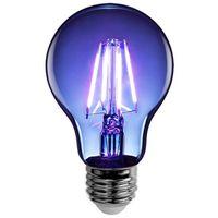 BULB LED A19 E26 4.5W CLR BLUE
