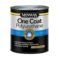 POLYURTHN 1-COAT SATIN QUART