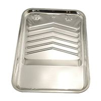 TRAY PAINT METAL 9IN