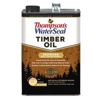 SEALER OIL SEMI-TRNSPT REDWOOD