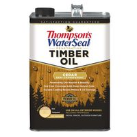 SEALER OIL SEMI-TRNSPRNT CEDAR