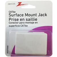 T-SURFACE MOUNT 6E WHITE