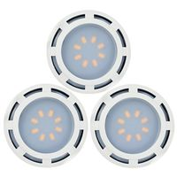 LIGHT PUCK WHITE 3PK