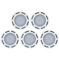 LIGHT PUCK WHITE 5PK