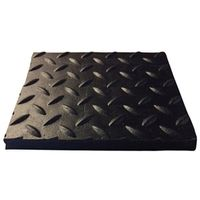 MAT MULTIPURPOSE 4X3X1/2IN