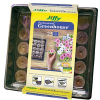 GREENHOUSE W/LABEL 25CT